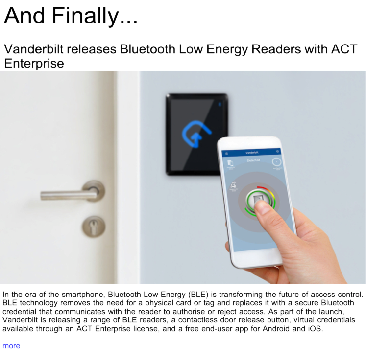 Advert: https://www.locksandsecuritynews.com/pages/18164/vanderbilt_releases_bluetooth_low_energy_readers_with_act_enterprise/
