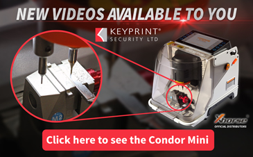 Advert: http://www.keyprint.co.uk/xhorse-condor-mini-key-cutting-machine?utm_source=lockssecuritynews&utm_medium=email_column_ad&utm_campaign=xhorse