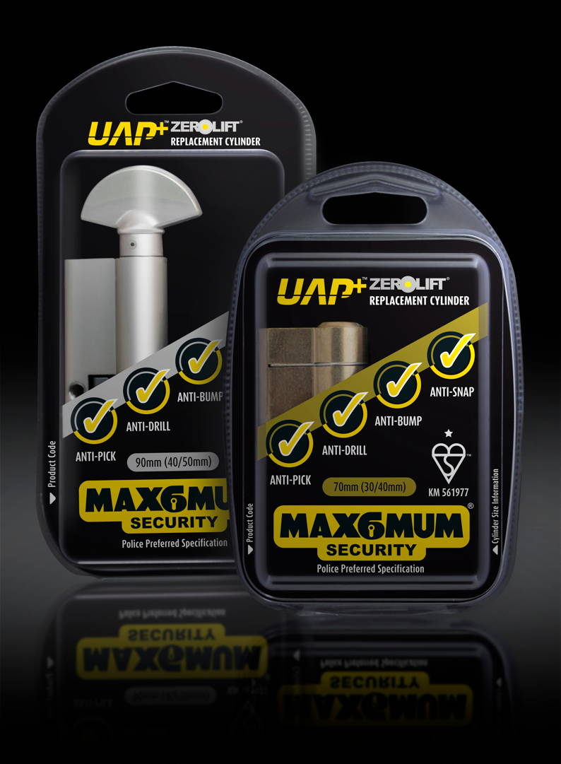 UAP launch retail range with the six factor - Locks and