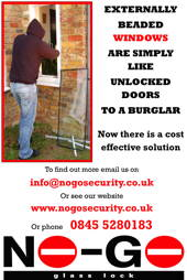 Advert: http://www.nogosecurity.co.uk