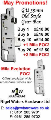 Advert: mailto:sales@nwhardware.co.uk
