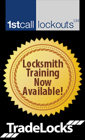 Advert: http://1stcalllockouts.co.uk/page/locksmith-training