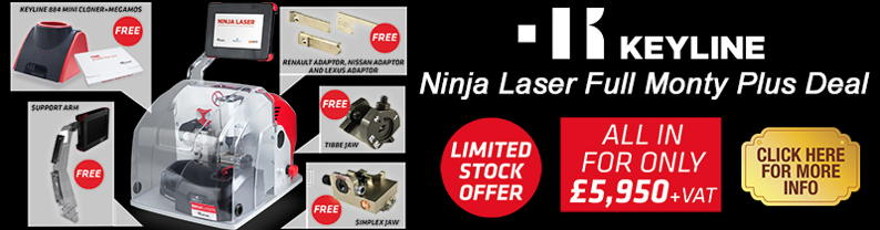 Advert: http://tradelocks.co.uk/keyline-ninja-laser-key-cutting-machine-the-full-monty.html