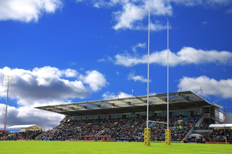 Alpro S Closing Act At Exeter Chiefs Locks And Security News